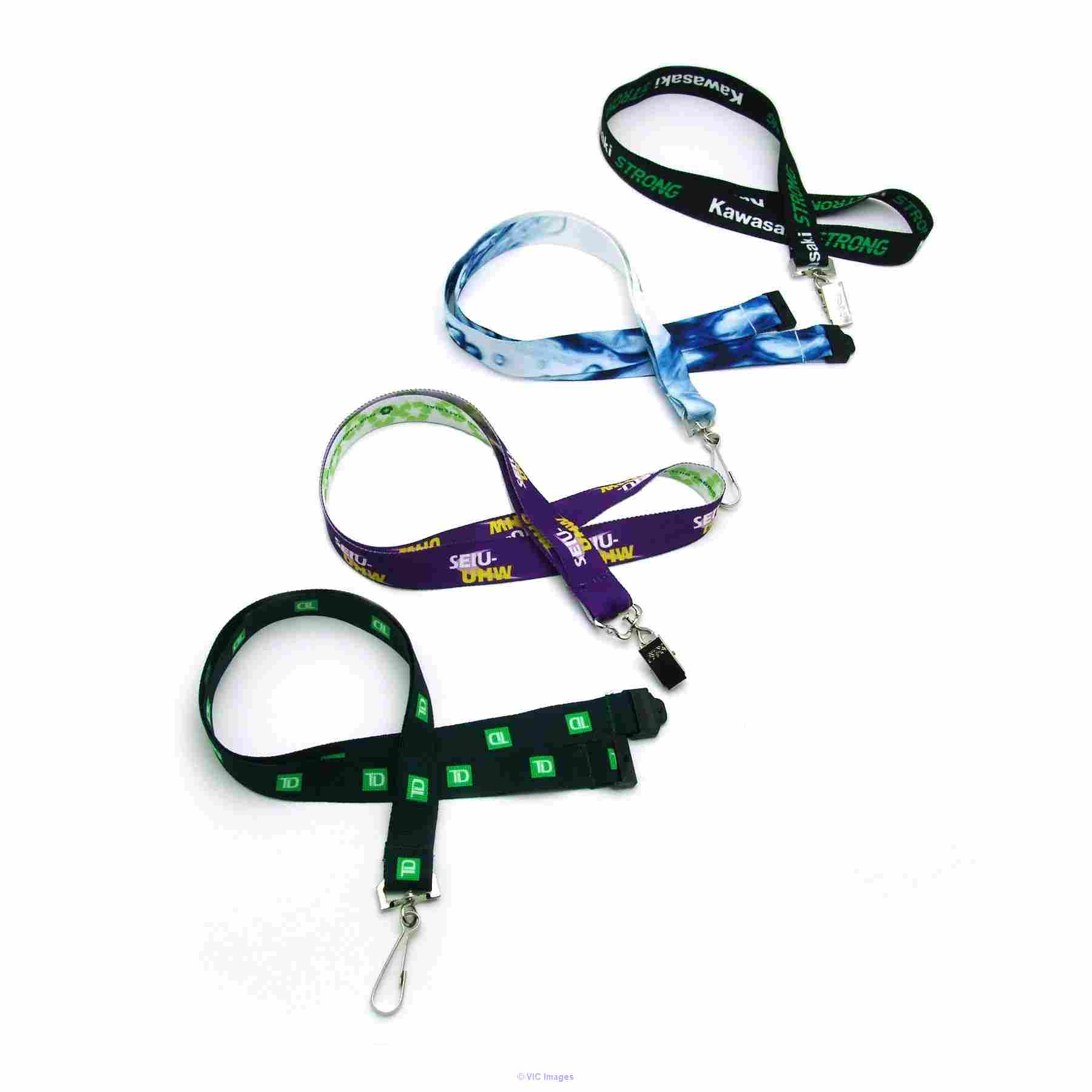 Custom Printed Lanyards and Badges In Victoria, Canada victoria